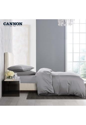 CANNON CANNON Morrison Crocetta - Lilac Hint (Quilt Cover Set). DB552HL8096017GS_1