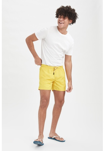 DeFacto yellow Swimming Short C7409US86F2595GS_1