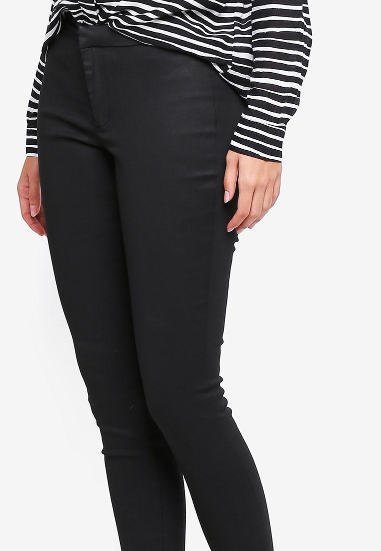 Pants Moda Skinny Vero Black Cora 8BqWg7