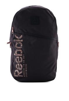5ea60aacc3dfac Reebok black Style Found Active Backpack 1C61AACDFA2E2BGS_1