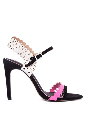 beauty price reduced details for Posey Heels