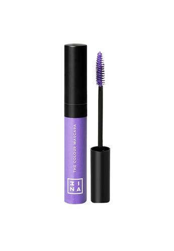 3INA purple The Color Mascara 103 Purple 2CBDFBEBCF6898GS_1