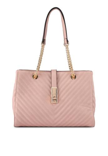 ALDO pink Oxdrift Handbag 5A35AACDE7236AGS_1