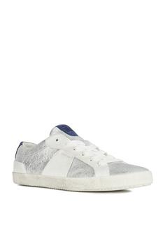 876a432f40b9c 50% OFF Geox Warley Sneaker HK$ 1,699.00 NOW HK$ 850.00 Sizes 35 36 37 39