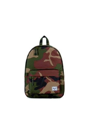 f9b104d3230 Herschel multi Herschel Classic Backpack Woodland Camo - 24L  13CE1AC672E275GS 1