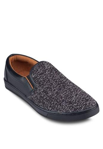 斑zalora 衣服尺寸點荔枝皮紋懶人鞋, 鞋, 懶人鞋