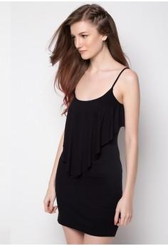 Bodycon Sleeve Cotton Dress
