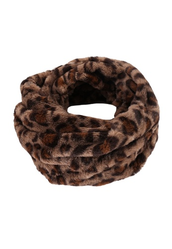 niko and ... brown Casual Stole C1BD6AC9302117GS_1
