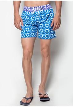 Beach Shorts Printed