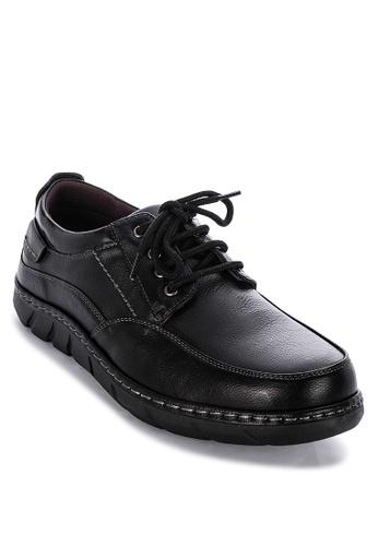 Itti black Brogues Formal Laced Up Shoes DE7DESHC8B712BGS_1