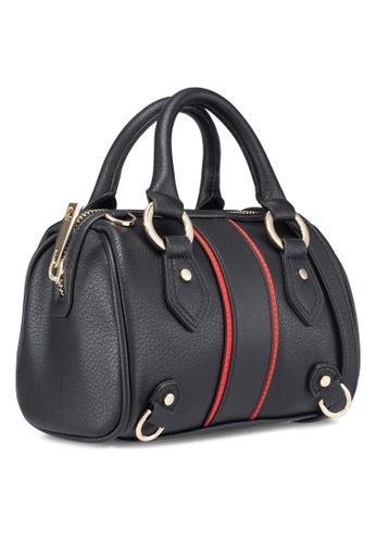 6689d2697344 Buy TOPSHOP Stripe Mini Bowler Bag Online