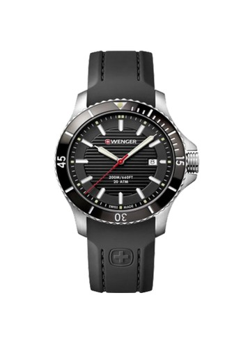 Wenger black SEAFORCE 43 mm Black 3B030AC9F75AE2GS_1
