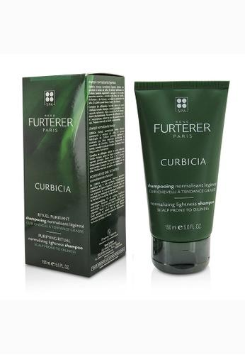 Rene Furterer RENE FURTERER - Curbicia Purifying Ritual Normalizing Lightness Shampoo (Scalp Prone To Oiliness) 150ml/5oz 64262BE9410426GS_1
