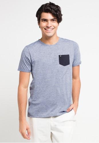 FAMO multi and grey Famo Tshirt 0311 FA263AA0VB69ID_1