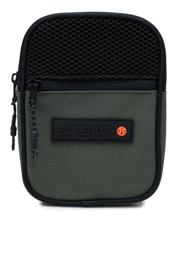 Superdry green Exclusive to Zalora - Sport Pouch 3F69AACCF2F019GS_1