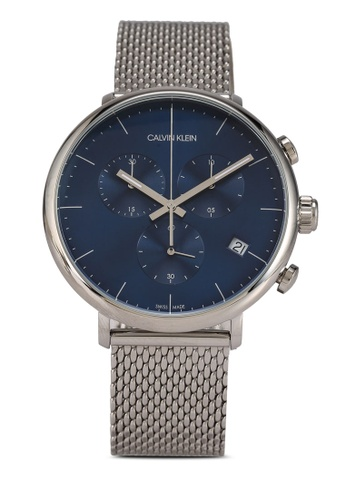 Calvin Klein Watches 銀色 High 手錶 AAAB6AC36D3822GS_1