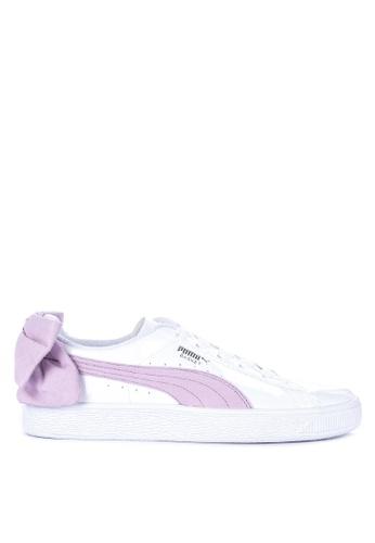 Shop Puma Basket Bow SB Women s Sneakers Online on ZALORA Philippines d3b079735