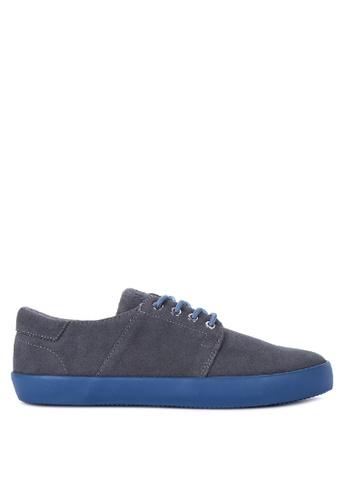 Springfield grey Depor Sneakers DF8D2SHCBAA09FGS_1