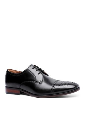 Twenty Eight Shoes 復古真皮孟克皮鞋  8912-21 C6B86SH63B4885GS_1