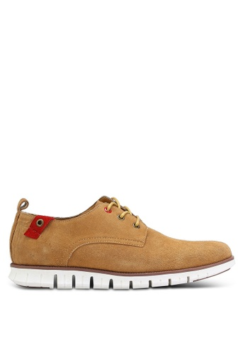 Knight brown Casual Weekend Shoes KN875SH0RF8QMY_1
