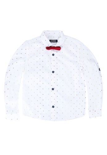 LC Waikiki white Shirt With Bowtie 68C00KA8598FF9GS_1