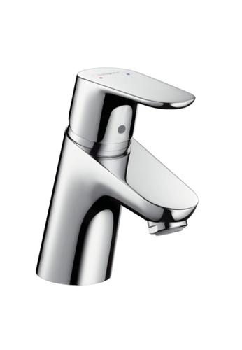Hansgrohe silver Single Lever Basin Mixer 70 C71E9HLD6948E5GS_1