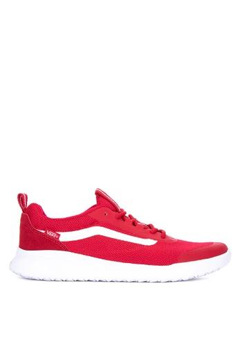 VANS red Mesh Cerus RW Sneakers 8A24FSH35601FEGS_1