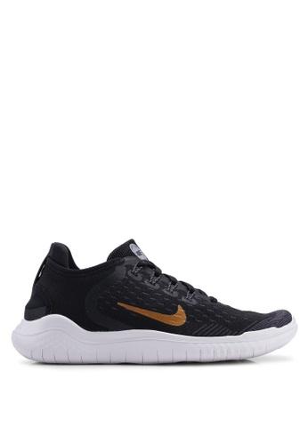 Nike black Nike Free Rn 2018 Shoes 35E09SH99E218FGS_1