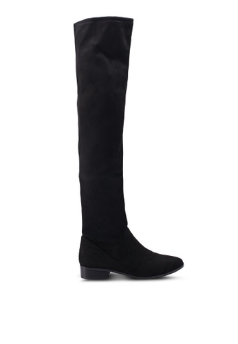 ALDO black Elinna Boots 20043SH9139A4BGS_1