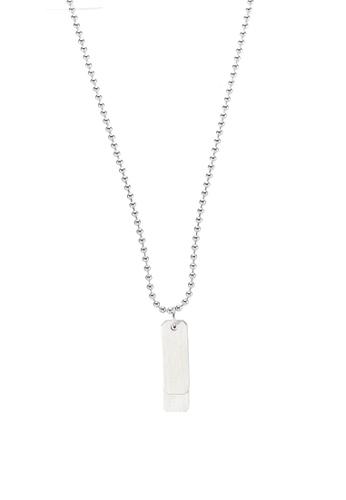 ALDO silver Geldart Necklace 97D98AC26825D8GS_1