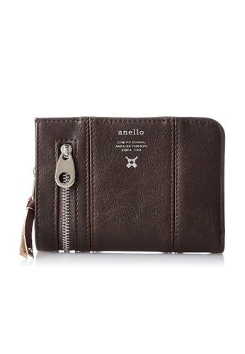 Anello brown ANERO Premium Folded Wallet-AU-D0692-DBR DARK BROWN E3D35ACA4A8E95GS_1