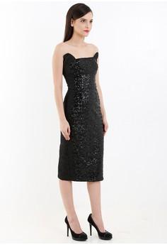 [PRE-ORDER] Strapless Dress