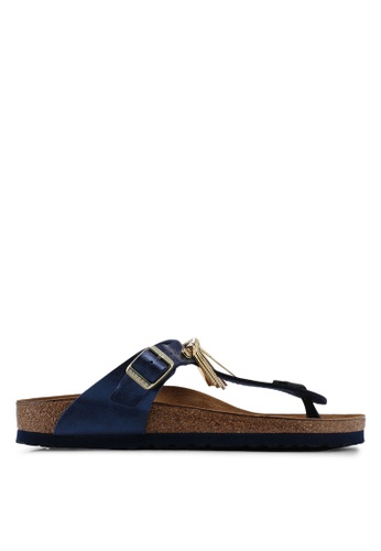 0e33dfbe003f Buy Birkenstock Gizeh Fringe Graceful Sandals Online on ZALORA Singapore