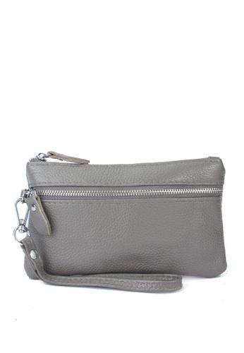HAPPY FRIDAYS Stylish Litchi Grain Leather Clutch Bag JN2021 9EE29AC453E8C8GS_1