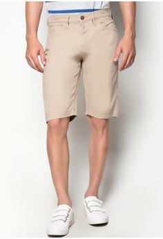 Low waist, Twelve Inch Non-denim Shorts