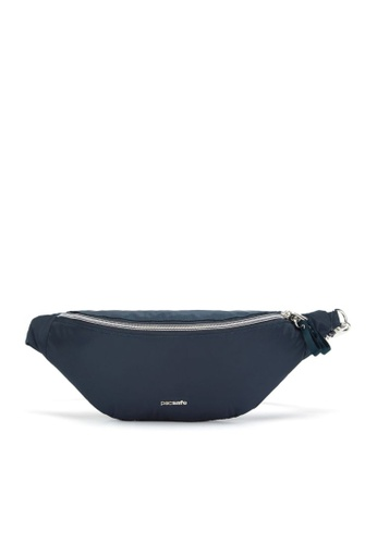 Pacsafe blue Pacsafe Stylesafe Anti-Theft Sling Pack (Navy) 43588AC9C0189EGS_1