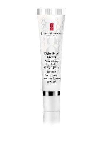 Elizabeth Arden white Elizabeth Arden Eight Hour® Nourishing Lip Balm SPF20 PA+++ 72E66BEE1F14B0GS_1