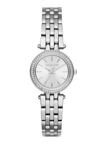 MICHAEL KORS silver Petite Dar MK3294 Watch MI057AC03WJWSG_1