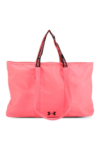 Under Armour pink Women's Favorite Tote Bag 2.0 C3300ACB794DF2GS_1