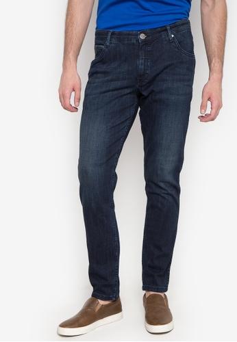 Ex Store Skinny Fit Jeans Denim Blue
