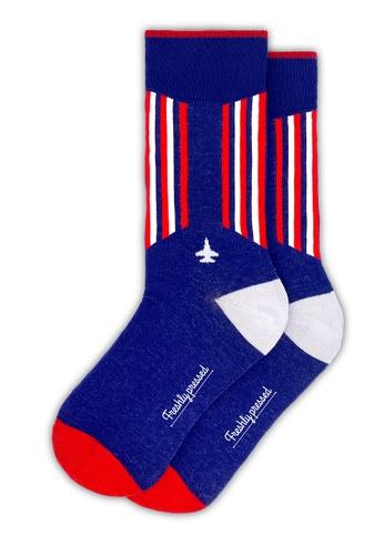 Freshly Pressed Socks blue Freshly Pressed Maverick E15DEAAD477923GS_1