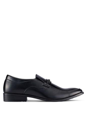 Albertini black Buckle Formal Shoes AL779SH0RJT3MY_1