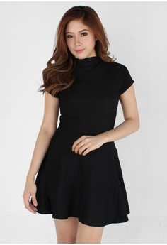Simple Chic A-line Dress