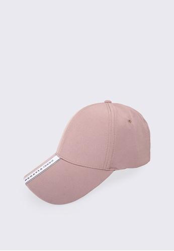 REGATTA pink Baseball Cap 2087AAC38DED78GS_1