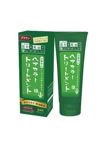 Yellow by Alfaparf Sanwatsusyo Konbu to Mayu hair colour treatment - Brown [SW102] C2379BEF6144A3GS_1