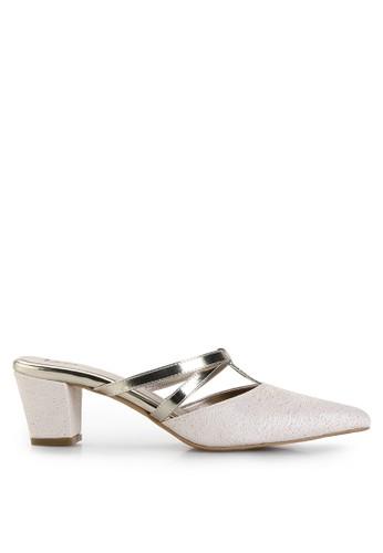 Farish Shoes beige Levany FA632SH09ATUID_1
