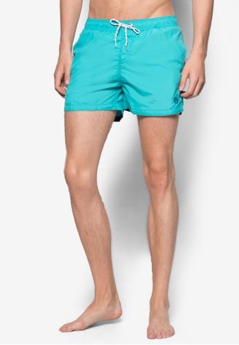 Basic Solid Color Boardshorts、 服飾、 運動AlcottBasicSolidColorBoardshorts最新折價