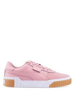 8a543ba1ba91 PUMA pink Cali Exotic Women s Sneakers B0FA1SH5A524CCGS 1