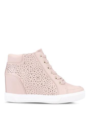 ALDO 粉紅色 Ysilyan 運動鞋 BF2D6SHC6EB65DGS_1