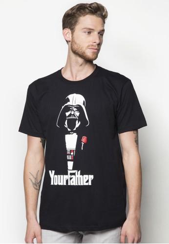 星際大戰對白設計TEE, 京站 esprit服飾, 印圖T恤